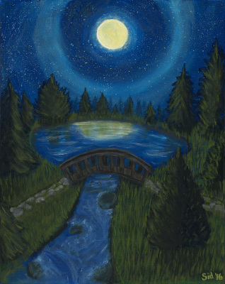 Moonlight Bridge